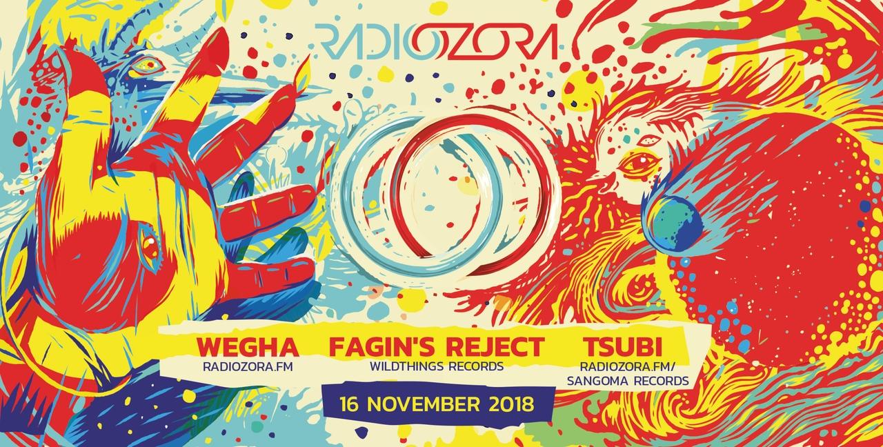 Афиша Москва 16.11 radiOzora connecting Moscow