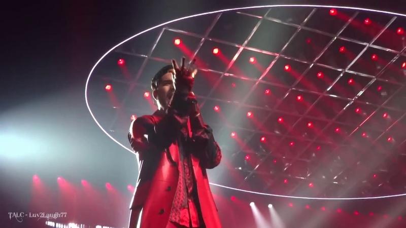 Q ueen Adam Lambert - S how Must Go On - P ark Theater - Las Vegas - 9.7.18