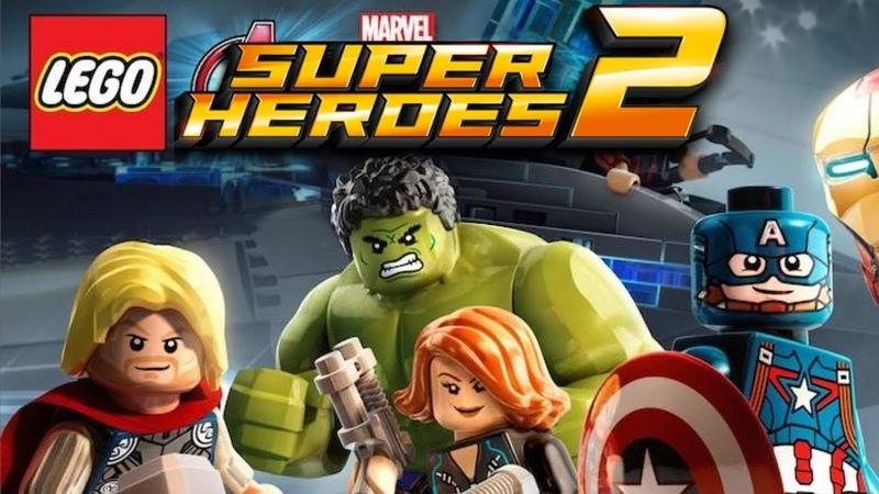 LEGO Marvel Super Heroes 2 Прохождение 1- 5 серии. СТРАЖИ ГАЛАКТИКИ, МСТИТЕЛИ