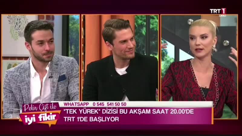 Передача iyi fikir 07.02.2019 Аныл и Хильми