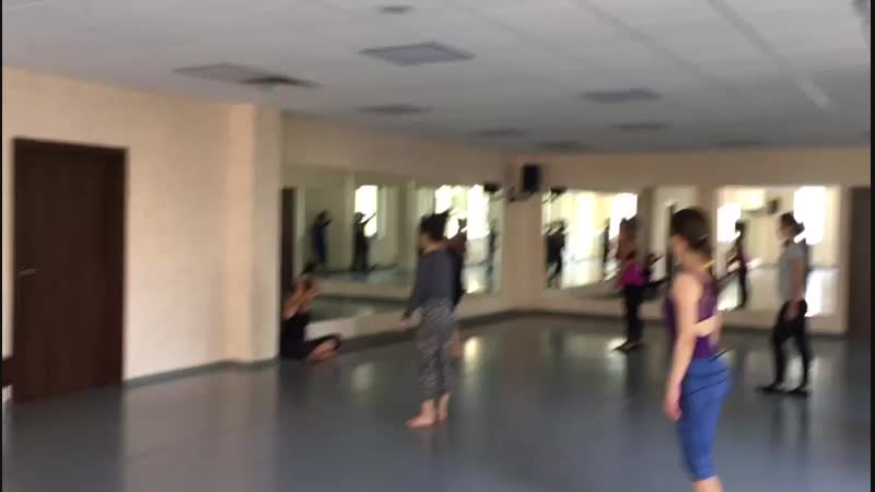 DeAnna'a classes in Moscow 2017