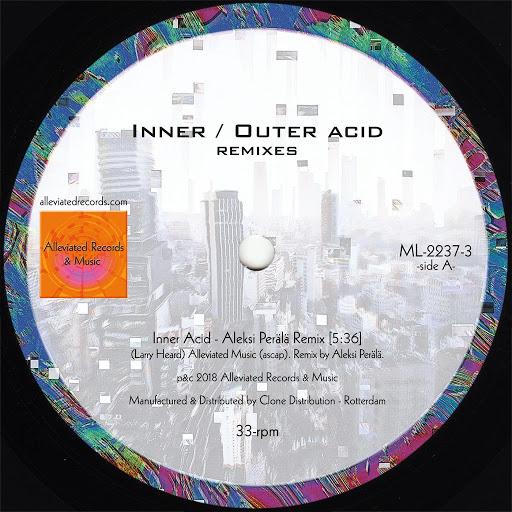 Mr. Fingers альбом Inner / Outer Acid (Aleksi Perälä Remixes)