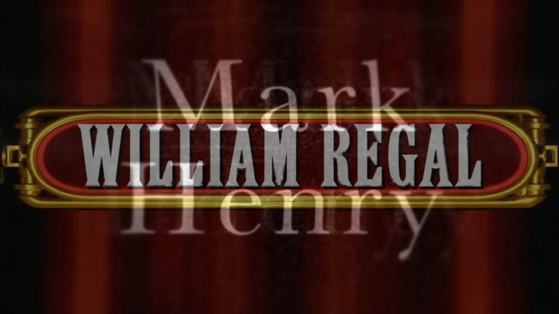 Mark Henry William Regal - World's Strongest Regality [Mashup]