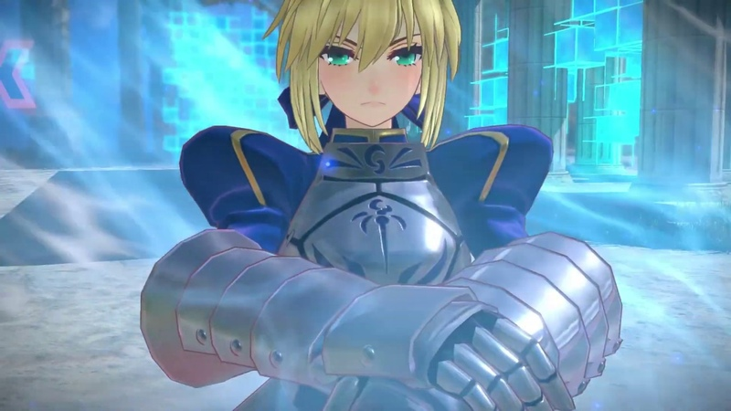 NS\PS4\PSV - Fate/Extella Link
