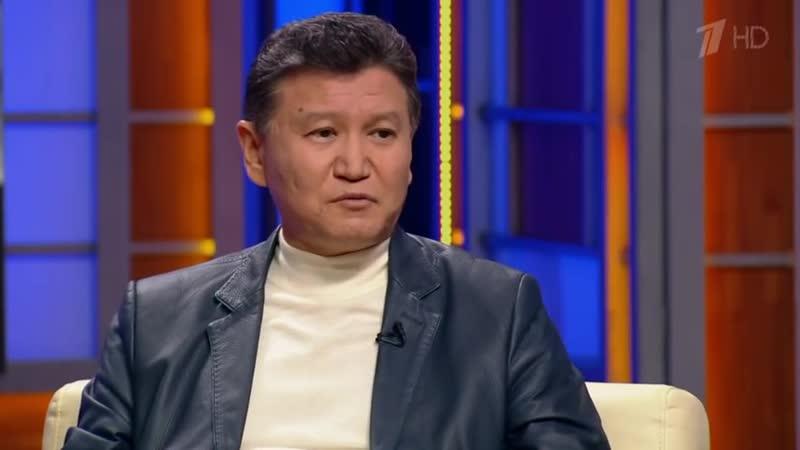 Кирсан Илюмжинов о своей встрече с инопланетянами. 2 июня 2016г.