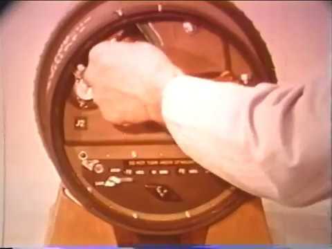 4:58, 640 X 480, semi manual noise reduced Special Atomic Demolition Munition SADM Sandia Lab video