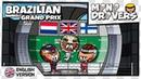 [EN] MiniDrivers - 10x20 - 2018 Brazilian Grand Prix