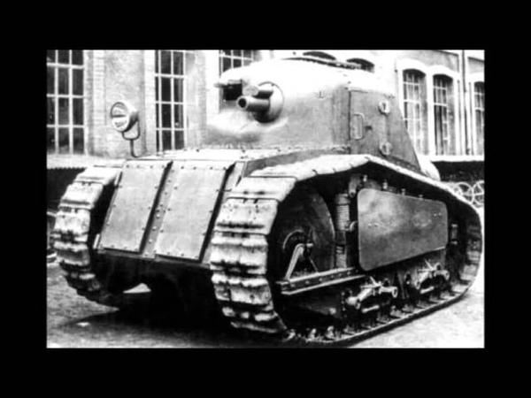 French Tanks of WWI