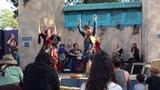 Belly dancing gypsies at the Renaissance Pleasure Faire