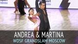 Andrea Silvestri & Varadi Martina | Пасодобль | 2018 GrandSlam Latin в Москве