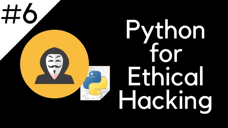 Python For Ethical Hacking - 6 - If else elif