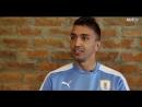 RecuerdoCeleste Hoy se cumplen 9 años del debut oficial de @1_Muslera_25 en la selección mayor de @Uruguay. Fue en la victoria a