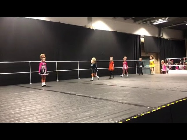CLADDAGH ACADEMY - CITY OF BIRMINGHAM IRISH DANCE MINOR PARADE OF CHAMPIONS 2019