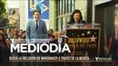 Gustavo Dudamel ya tiene su estrella en Hollywood | Noticias Telemundo