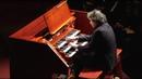 Escaich: Orgel-Improvisation über Themen von J.S. Bach und Johannes Brahms ∙ Thierry Escaich