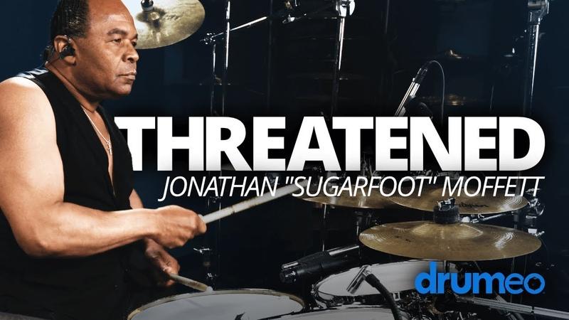 Jonathan Sugarfoot Moffett performs Michael Jackson's Threatened