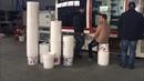 Производство и литье 18 литровых ведер с IML на ТПА Hurmak Zenith 500-3200