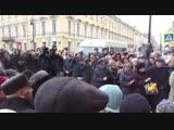 Прощание с н.а. России Людмилой Сенчиной (Санкт-Петербург 28.01.2018 г. фильм 1) вид.1353
