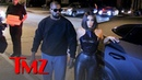 Kim Kardashian Looked Stunning on Night Out with Kanye, Kourtney | TMZ