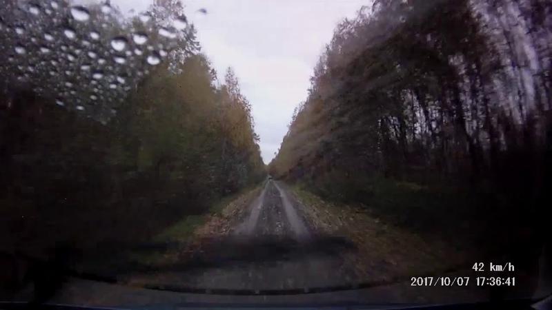 По проселочным дорогам
