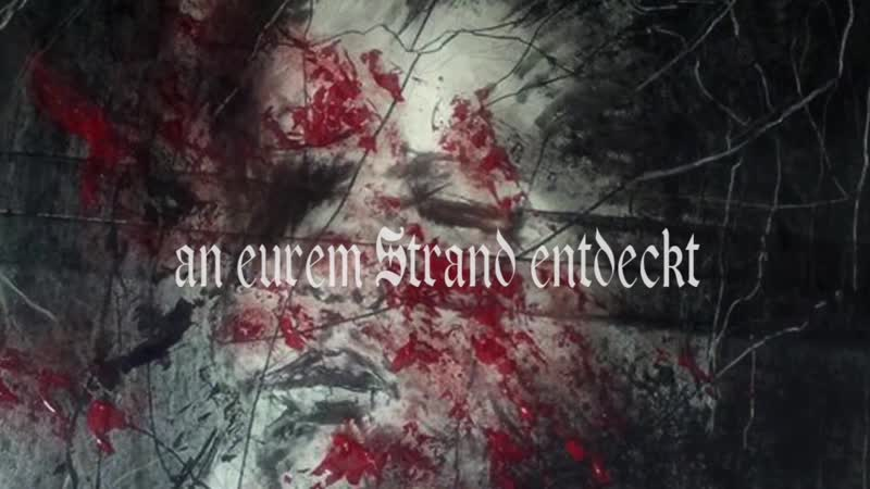 SEELENWALZER MeeresBlut Feat Sabina Classen Official Lyric Video 2019