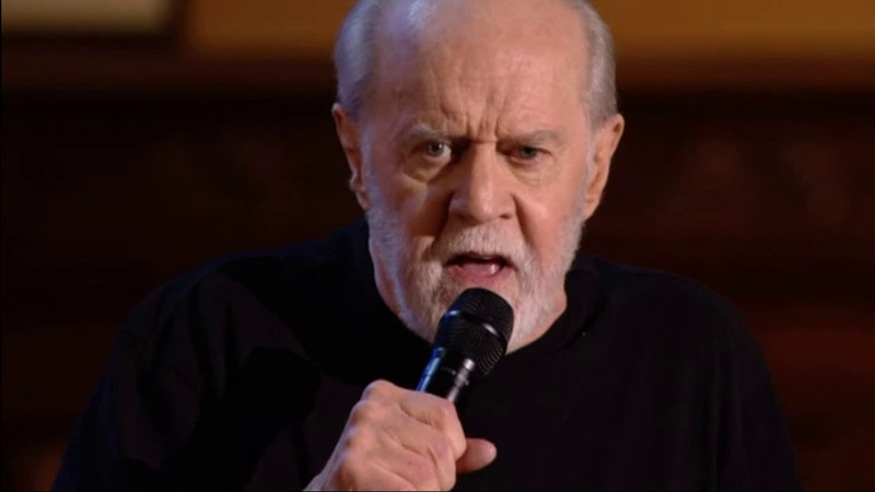 George Carlin - Stand Up About Religion