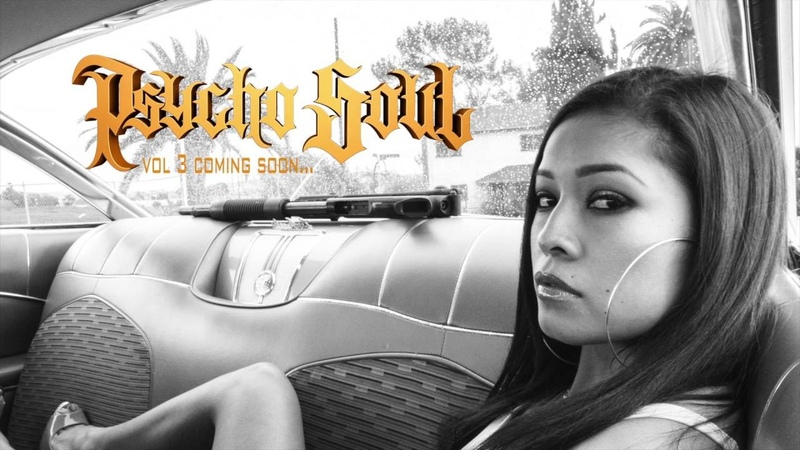 Psycho Soul VOL.1 - Soul Fay - Young Girl - Big Duke of Psycho Realm - Dr Zodiak - RSL