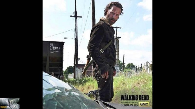 The Walking Dead Season 5 Episode 13 Bee Gees -Spicks And Specks