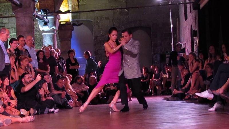 N.Piliu C.Aragon Genova Festival Bravo 2018