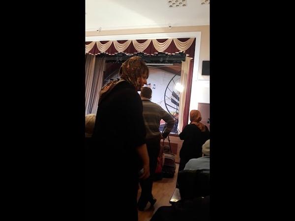 4 апреля 2019 г дк Пушкино Осипов А И резко о лишении сана В Головина