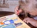 Конкурсная работа Стафий Алиса С мамой в школу