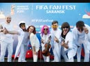 Cover band PARTY.FON | FIFA FAN FEST | Promo video 2018 | partyfonband | кавер-бэнд | Патефон | Патифон