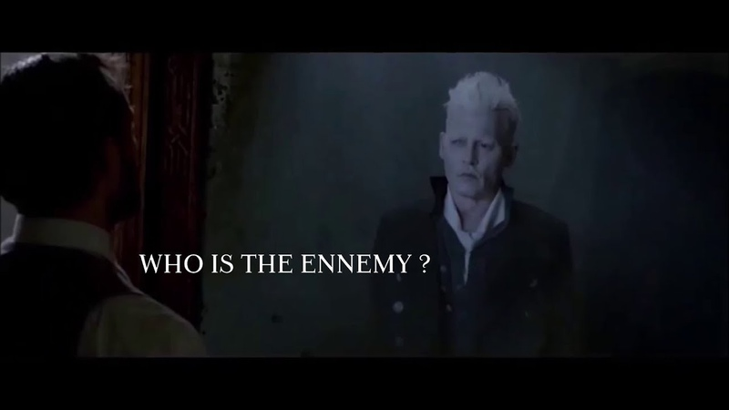 Fantastic Beasts Crimes of Grindelwald Clip Who is the ennemy