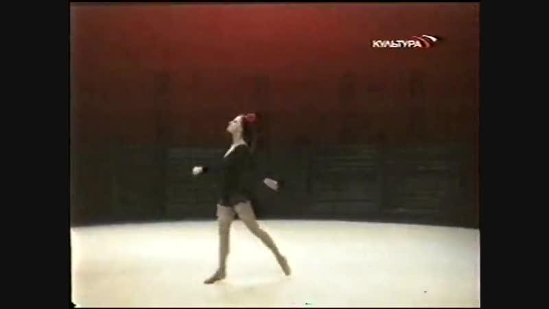 Бизе-Щедрин. Кармен-сюита (1978) - Плисецкая, Годунов, дир - Г.Рождественский
