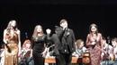 Cover The Show Must Go On (Queen) Оркестр русских инструментов Балалайка in ROCK