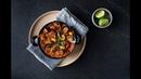 Seafood Paella With Cauliflower Rice