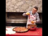 Что то на подобии пиццы! Как вам? Нравится?