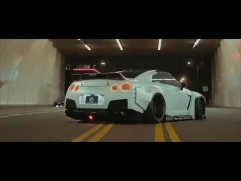 [4K] Nissan GTR VS Downtown LA / VGXCII production