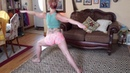 Mom's Yoga Workout See