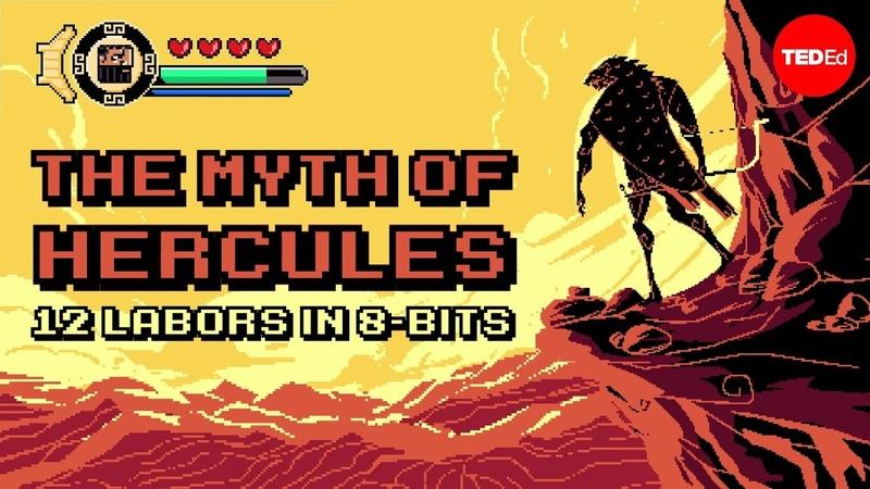 The Myth of Hercules: 12 labors in 8-bits - Alex Gendler