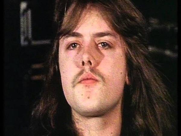 Metallica - Lars Ulrich interview in Danish (1984)