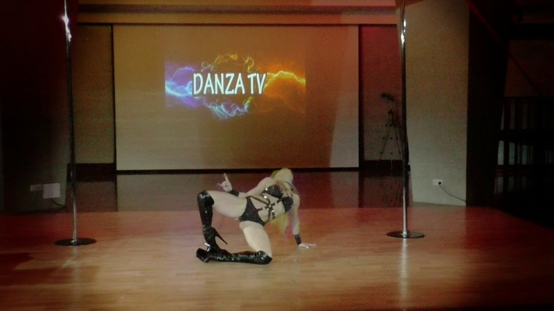 Дарья Романченко - Catwalk Dance Fest IX[pole dance, aerial] 12.05.18.