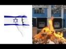 Imprimerie en Grève - Ils Brûlent des Billets de Banque Israéliens !!