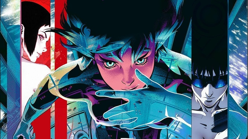Into The Cyber-Verse [GITS]