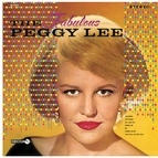 Peggy Lee альбом The Fabulous Peggy Lee