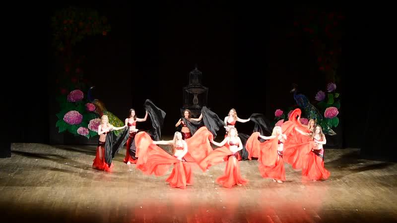 Танец Эль Хава