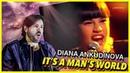 REACTION Diana Ankudinova - Its A Mans World Диана Анкудинова