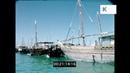 1970s Dubai Harbour, Wooden Boats