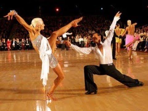 Юлия Загоруйченко и Рикардо Кокки - обладатели Кубка мира, танцуют шикарнейший пасодобль