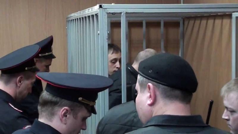 22.10.2013 суд.процесс над Дмитриченко, Заруцким, Липатовым в Мещанском суде